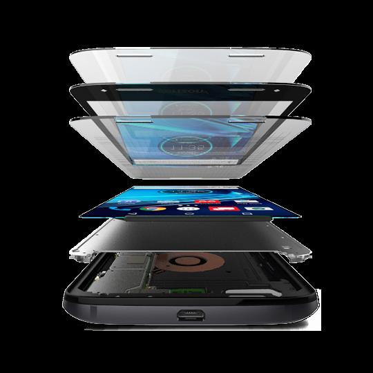 Moto Z2 Force, Smartphone Tipis dengan Layar yang Nyaris Tak Bisa Dihancurkan Mulai dapat Dipesan