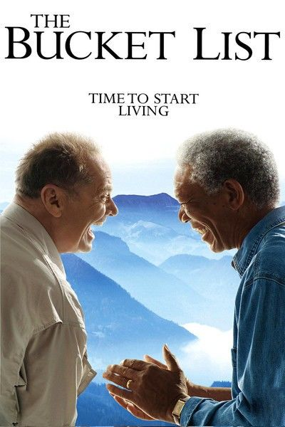 the bucket list movie psychological challenges