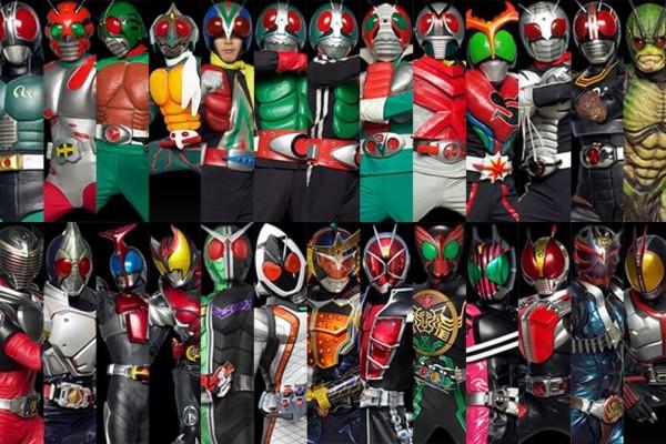Seri Kamen Rider Dari Masa Ke Masa Mana Favoritmu
