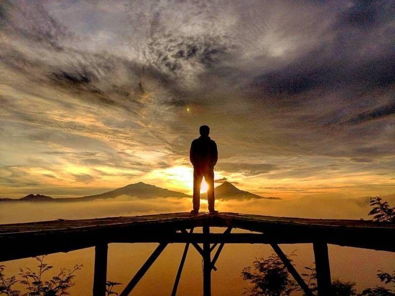 Sensasional, Inilah 7 Spot Terbaik Berburu Sunrise di Magelang