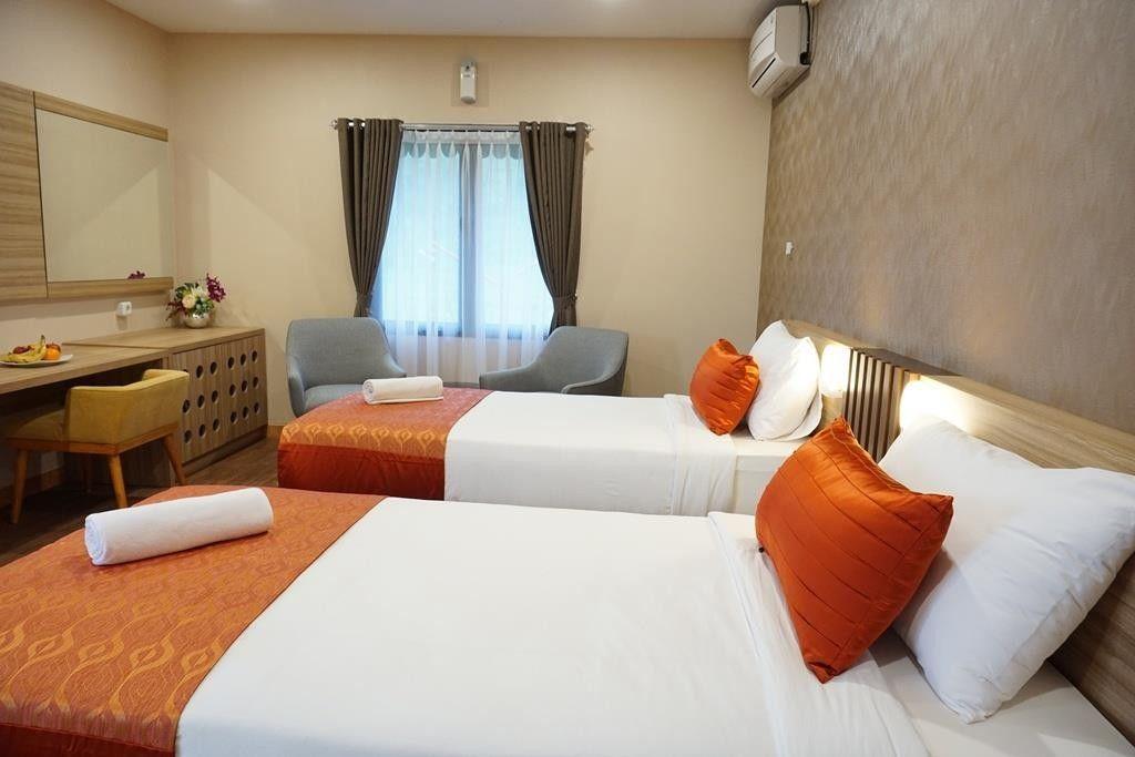 Hits di Bogor, Ini Suasana Nginap di Kontainer Warna-Warni JSI Resort