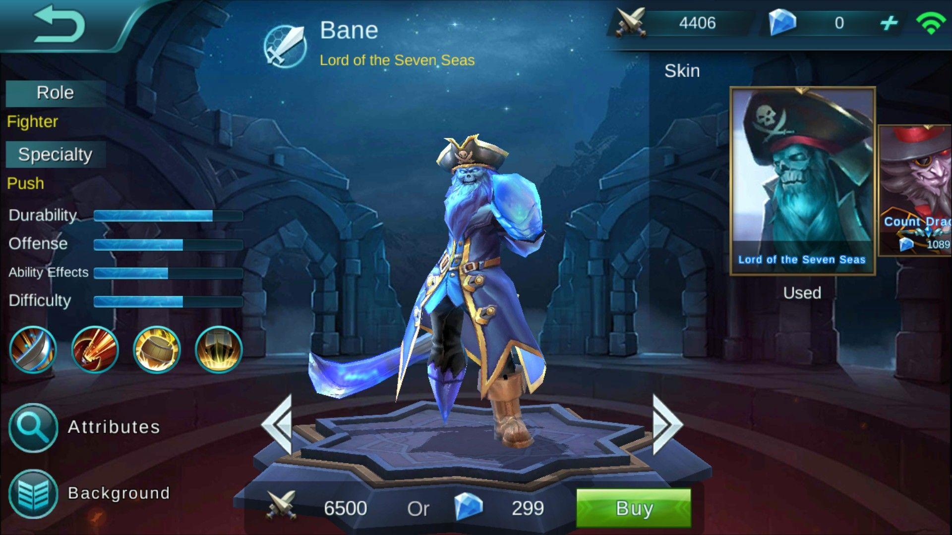 Hero Mobile Legends Ini Jago Ban Tapi Jarang Dipakai