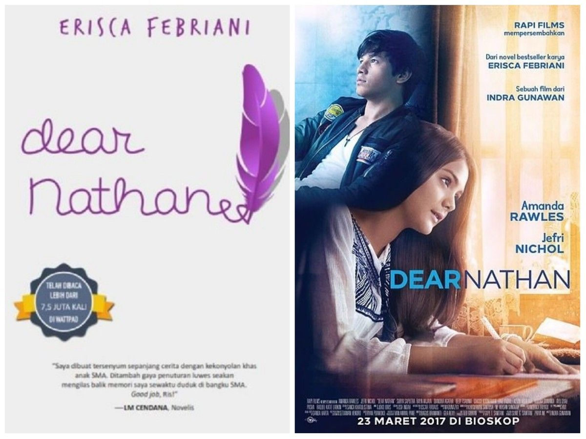 9 Novel Best Seller Indonesia Yang Diadaptasi Ke Film Di 2017