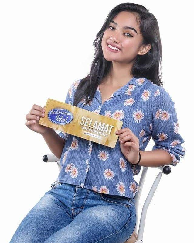 12 Pesona Cantik Marion Jola, Kontestan Indonesian Idol 2018