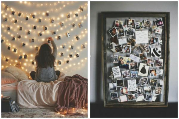 10 Ide Kreasi Hiasan Dinding Kamar Dari Kumpulan Foto Keren