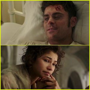 Potret Akrab Zendaya & Zac Efron, Z Couple di 'The Greatest Showman'