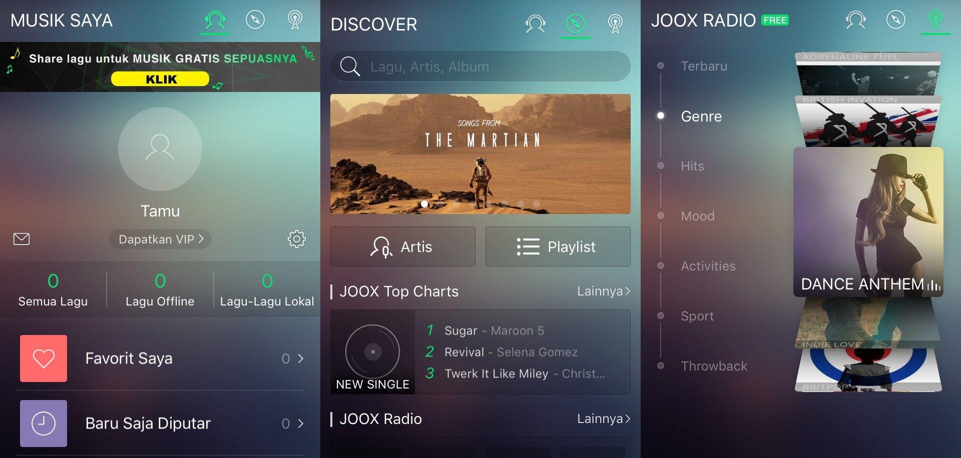 8 Aplikasi Terbaik untuk Streaming Musik di iOS & Android