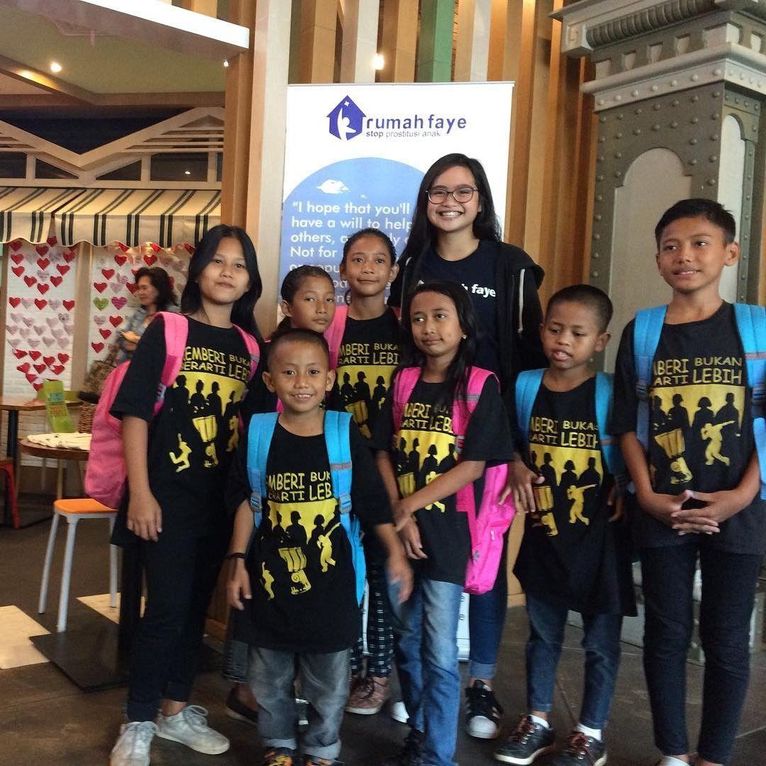 Semangat Faye Simanjuntak Mengentaskan Perdagangan Anak Lewat 'Rumah Faye'