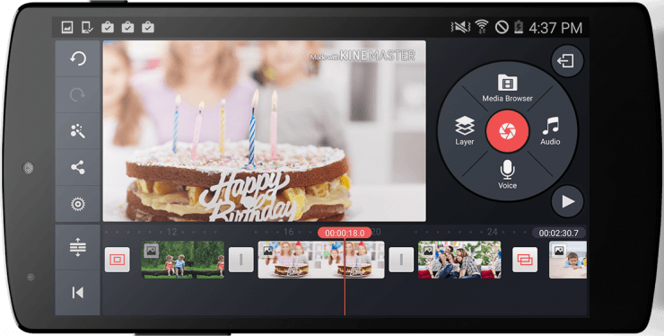 5 Rekomendasi Aplikasi Edit Video Terbaik di Android