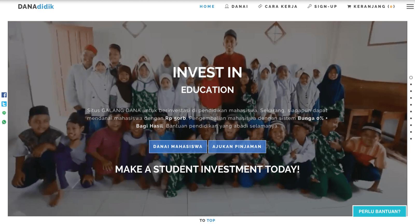 Lewat 5 Fintech ini, Kamu Bisa Belajar Investasi Sekaligus Membantu Orang