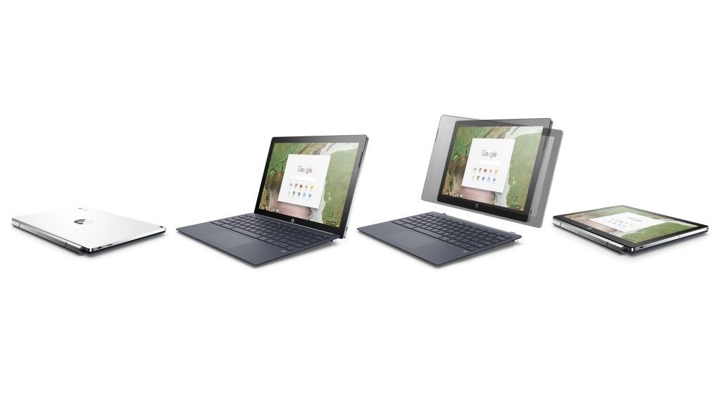 HP Luncurkan Chromebook X2, Tablet Berbasis Chrome OS