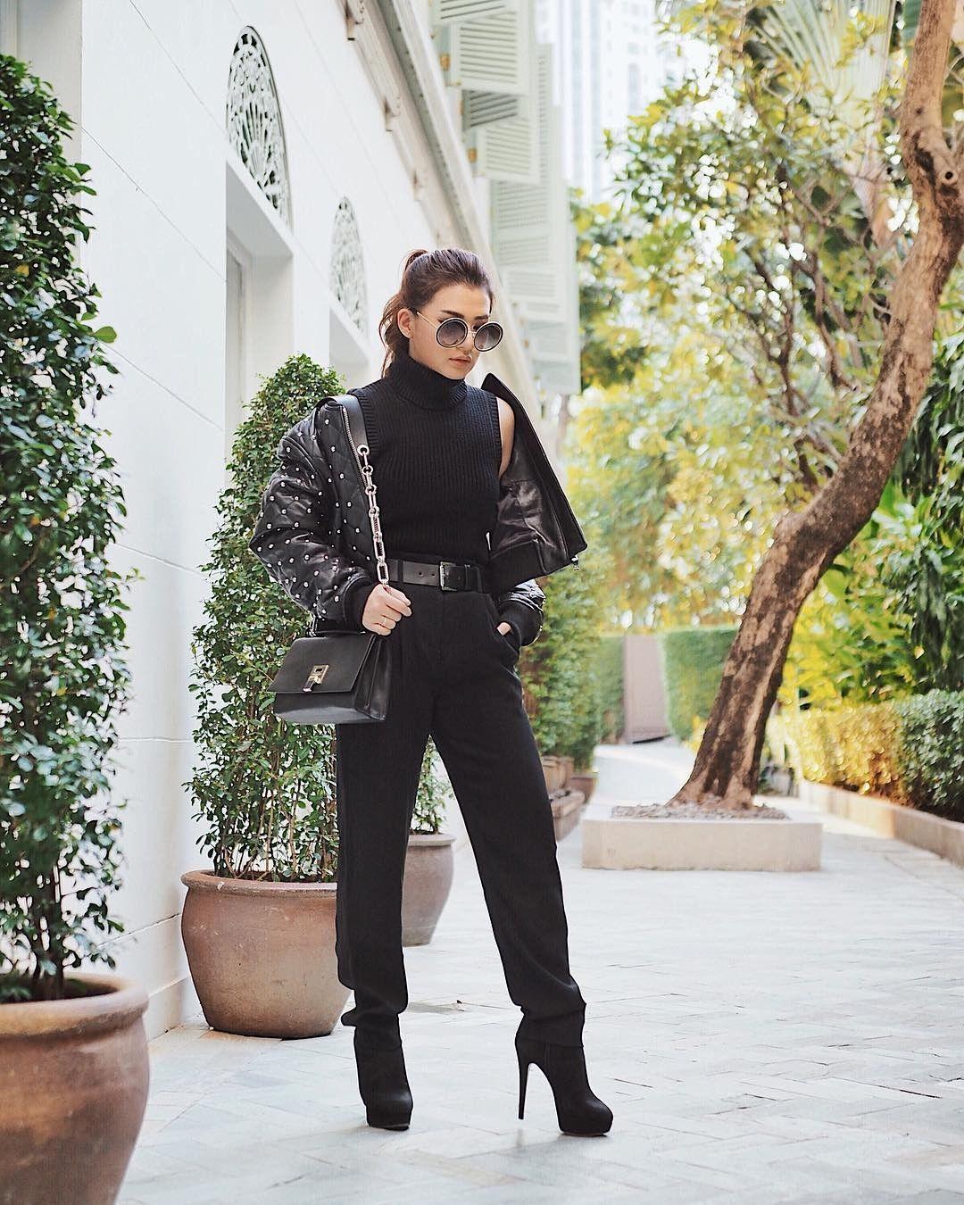 10 Inspirasi Fashion Unik dari Fashion Blogger Anaz Siantar