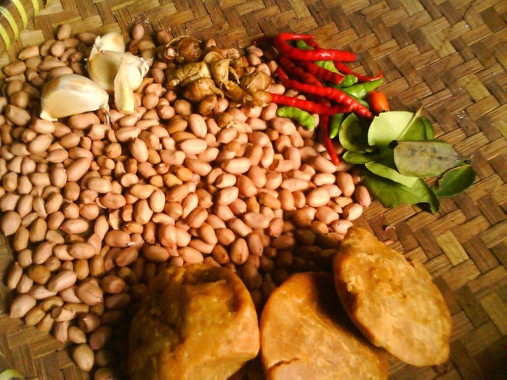 Resep Sambal Kacang, Bisa Bikin Sendiri di Rumah!