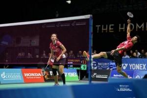 Hore! Ronald/Annisa Juga Lolos ke Kejuaraan Dunia 2018