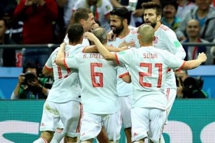 Ramos cs Menang 1-0, Ini Fakta-fakta Menarik Laga Iran vs Spanyol