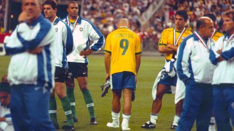 Emosi Bercampur Aduk, Inilah 10 Foto Final Piala Dunia Paling Diingat