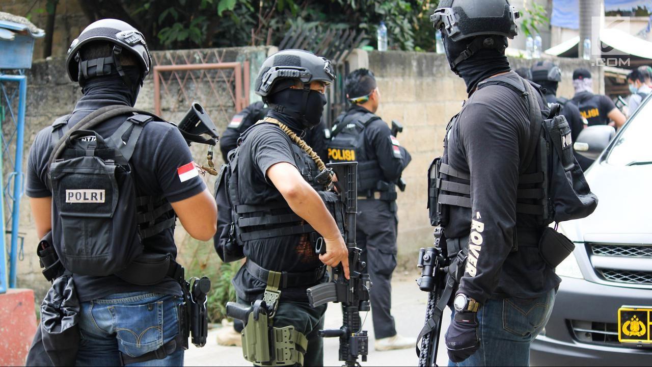 Tangkap Terduga Teroris JAD Jawa, Polri: Kelompok Ini Berbahaya