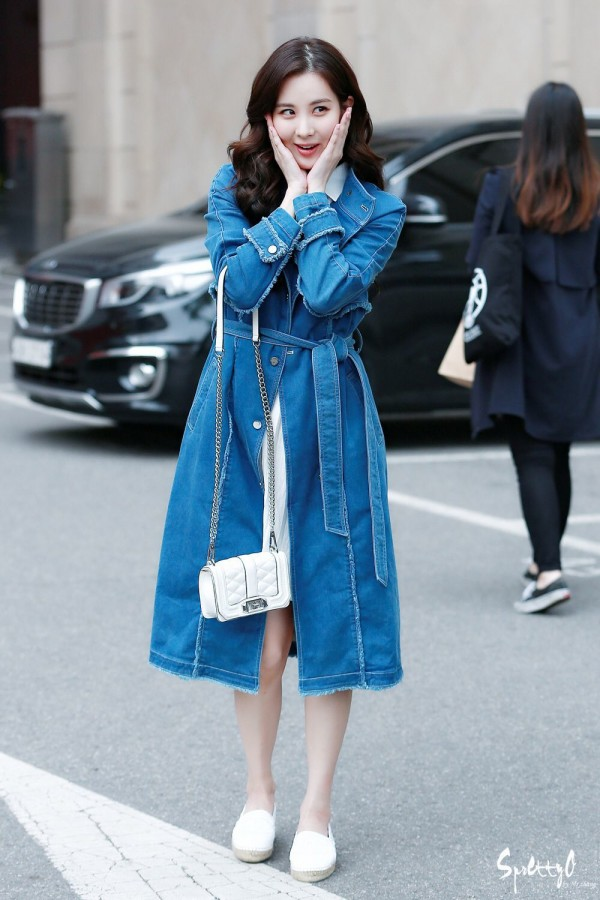 Tampil Girly dengan 11 Style Girly ala Seohyun SNSD