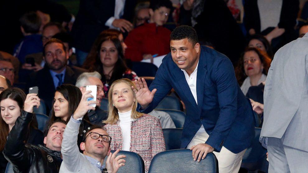 Ronaldo Selamatkan Klub Liga Spanyol dari Jerat Hutang
