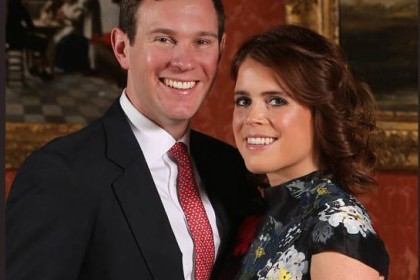 4 Fakta Royal Wedding Pernikahan Putri Eugenie & Jack Brooksbank