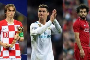 Resmi! Inilah Calon Peraih UEFA Player of The Year musim 2017/2018