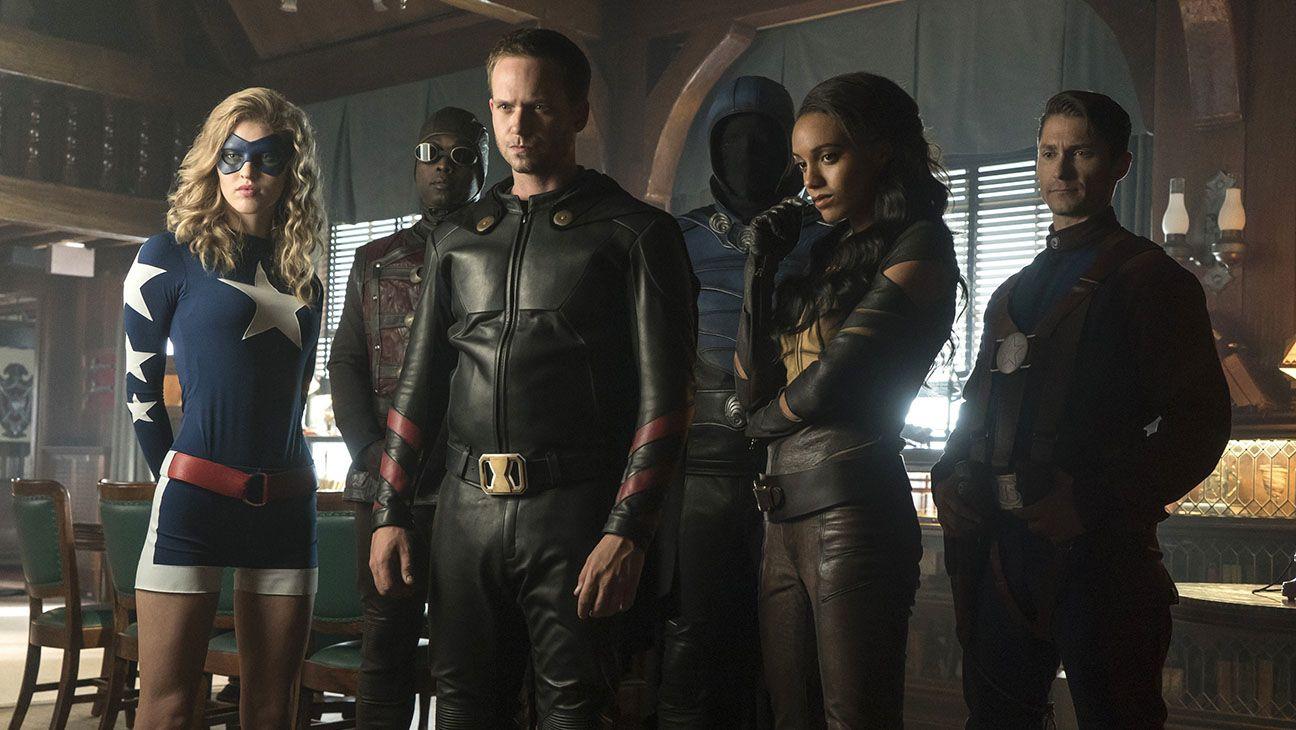 15 Serial Superhero Selain 'The Flash', Siap Temani Waktu Luangmu