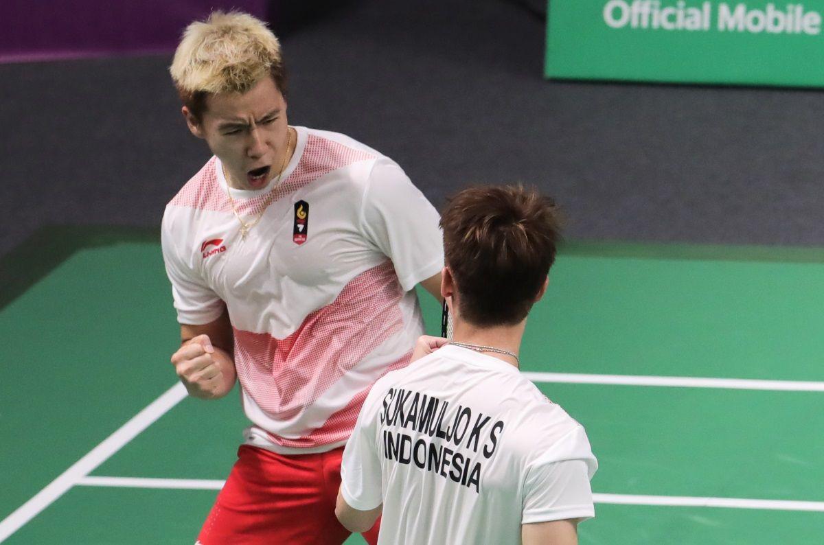 Ranking Terbaik Dunia Pemain Badminton Indonesia