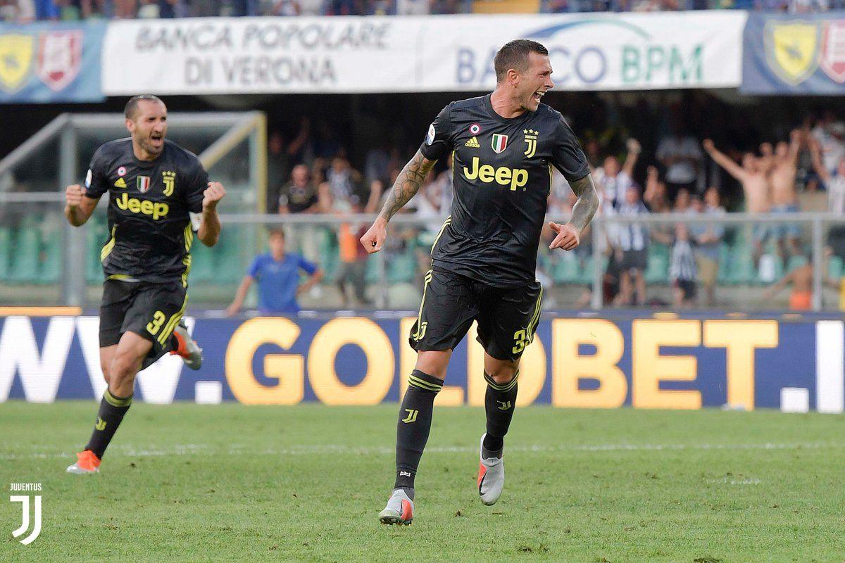 Juventus Sukses Comeback di Menit Terakhir, Ronaldo Belum Beruntung