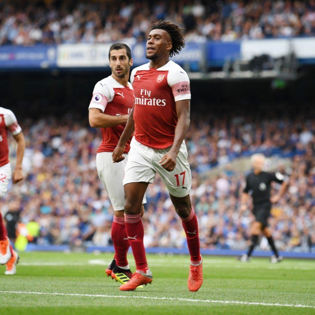 Gol Dramatis Chelsea Sukses Kalahkan Arsenal dengan Skor 3-2