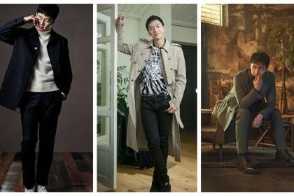10 Style Manly Lee Seung Gi Dalam Sesi Pemotretan, Makin Dewasa