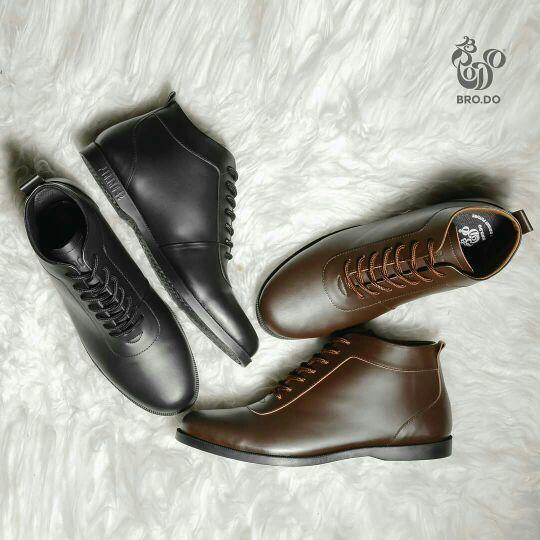5 Brand Lokal Sepatu Kulit yang Ampuh Bikin Tampilanmu Makin Berkelas