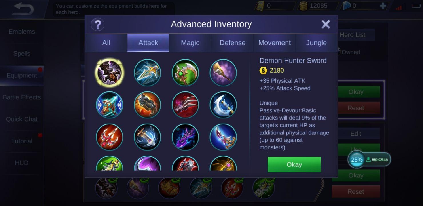 Tips Build Item Claude dalam Mobile Legends Agar Lebih Mematikan!