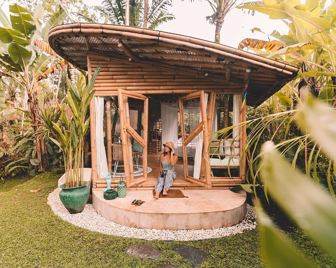 11 Penginapan di Bali Ini Menyajikan Konsep Dekat dengan Alam