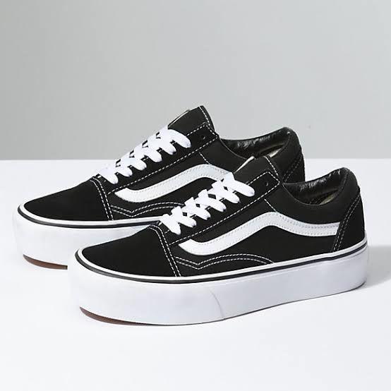 6 Sepatu Vans Berdesain Keren, Cocok untuk Anak Sekolahan!