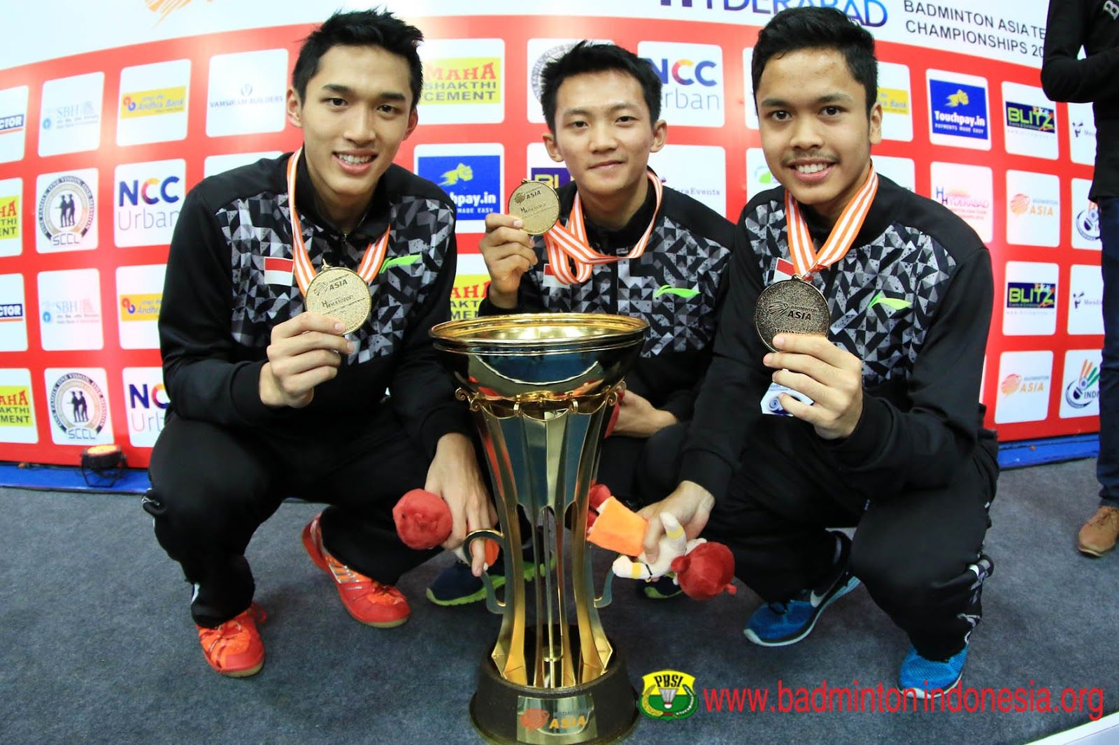 Ini Perjalanan Anthony Sinisuka Ginting Menuju World Tour Finals 2018