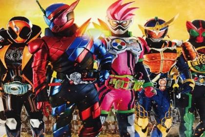 7 Kamen Rider yang Pernah Tayang di Indonesia Pada Awal 2000-an