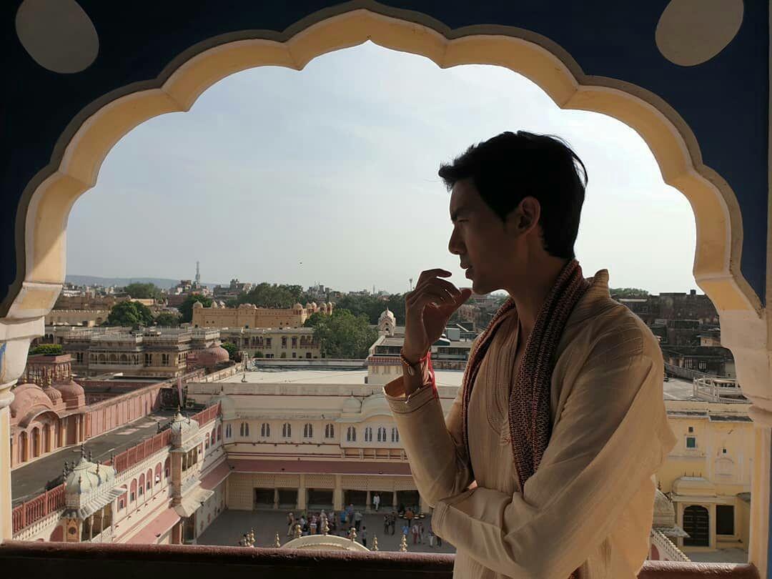 Berkunjung ke India, Ini 10 Potret Ter Chantavit yang Kian Menawan
