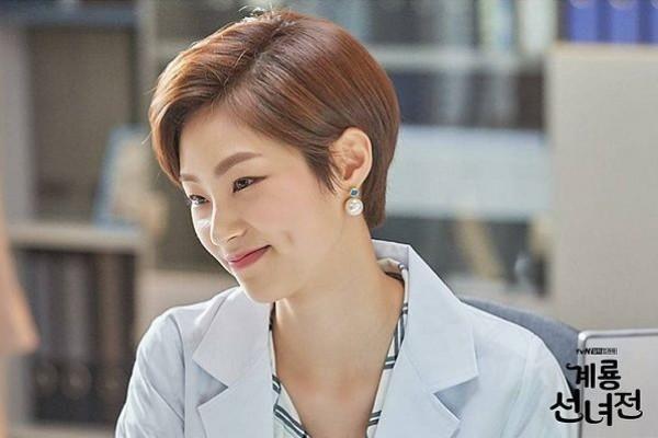 c699b9672eb Inspirasi Rambut Pendek Ala Aktris Korea