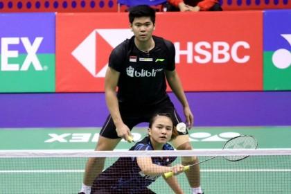 Indonesia Loloskan Dua Ganda Campuran ke Perempat Final Hong Kong Open