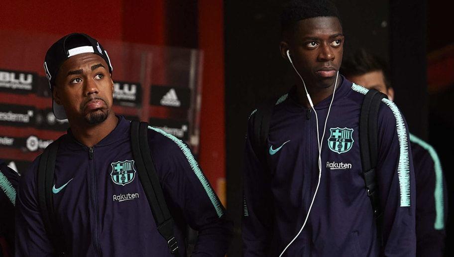 4 Fakta Kekalahan Barcelona di Kandang Sendiri dari Real Betis