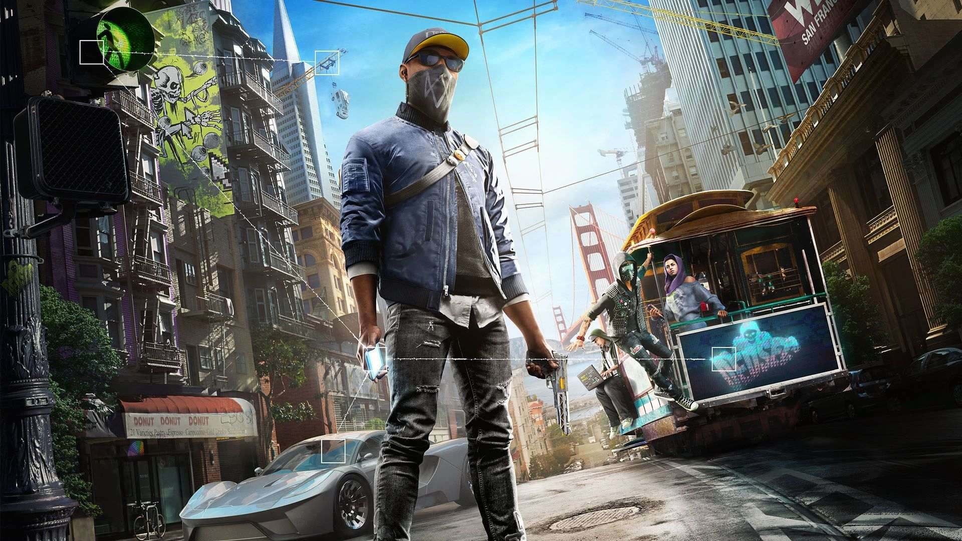 gambar game watch dogs 2 Game PC Open World Terkeren