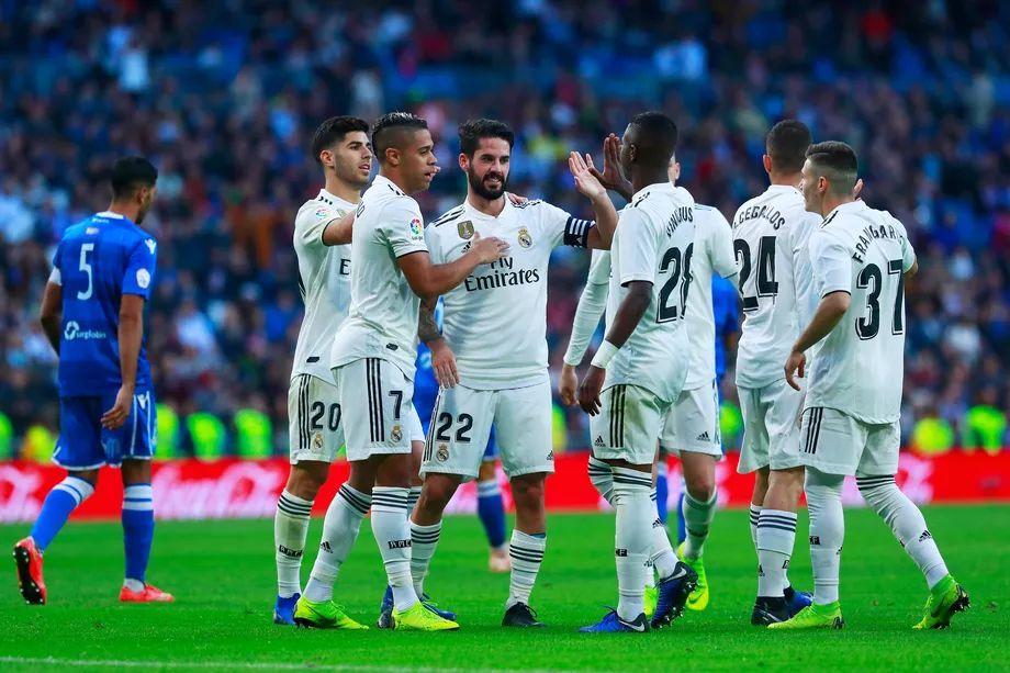 Real Madrid Hanya Menang Tipis dariHuesca, Solari Salahkan Angin