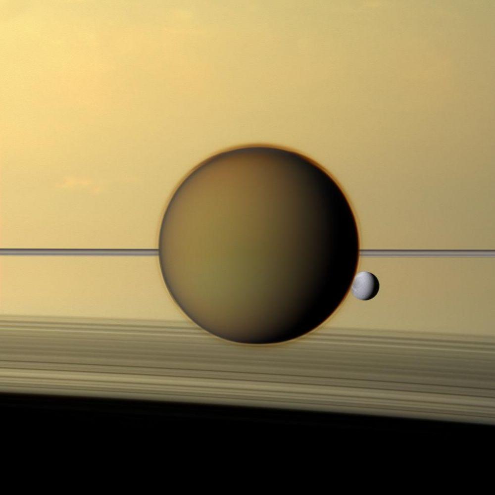 10 Fakta Titan, Anggota Tata Surya Selain Bumi dengan Lautan Cair