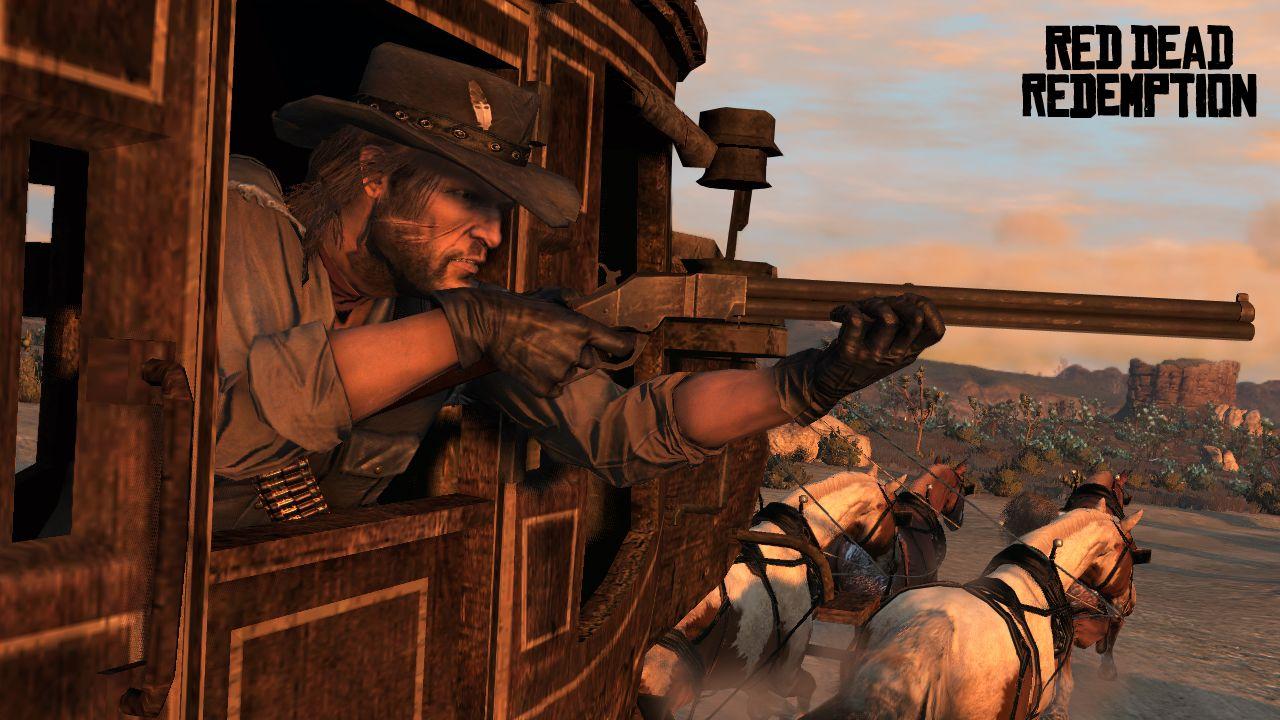 Siap Bantai Musuh, 5 Senjata Terbaik Pada Game Red Dead Redemption 2