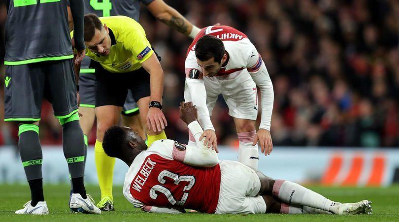 Cedera Parah, Bek Arsenal Absen Hingga Akhir Musim