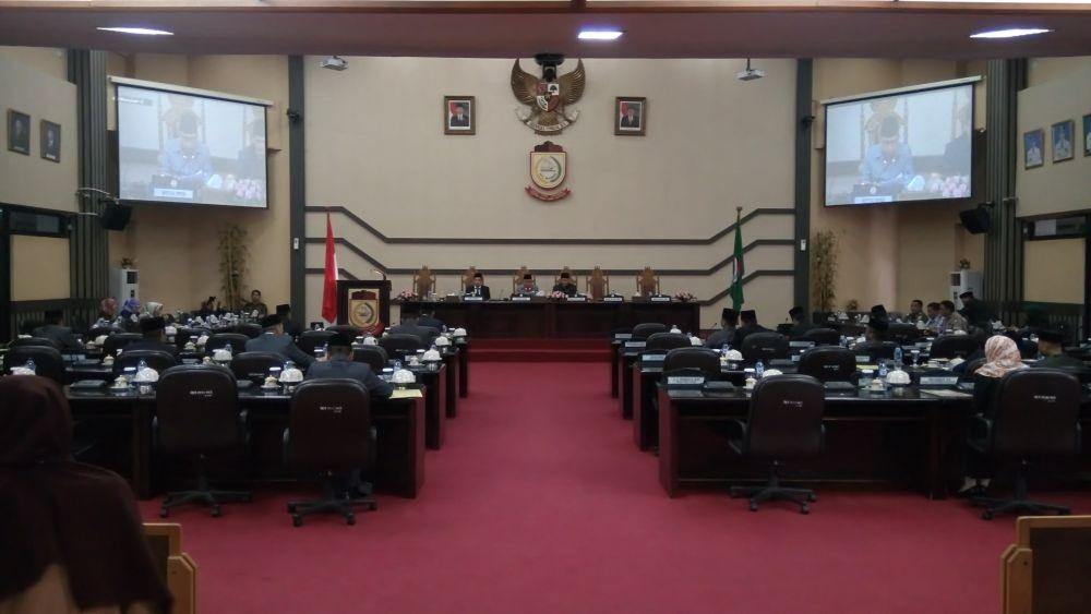 KPU Tetapkan 50 Caleg Terpilih DPRD Makassar