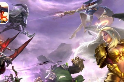 MOBA Legend of Ace Resmi Rilis di Play Store, Layak Download Gak Ya?