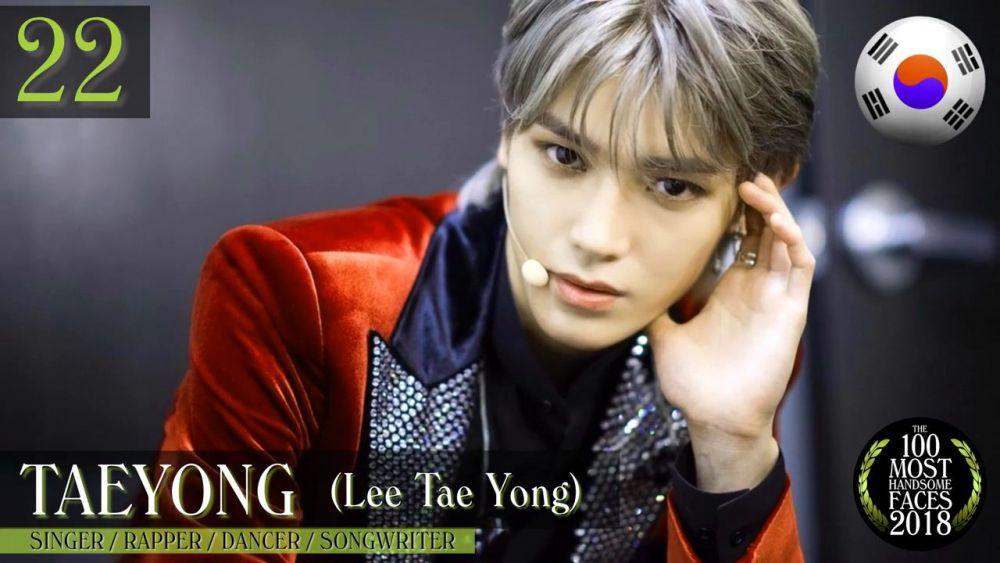 22 Seleb Korea yang Masuk Daftar 'The 100 Most Handsome Faces of 2018'