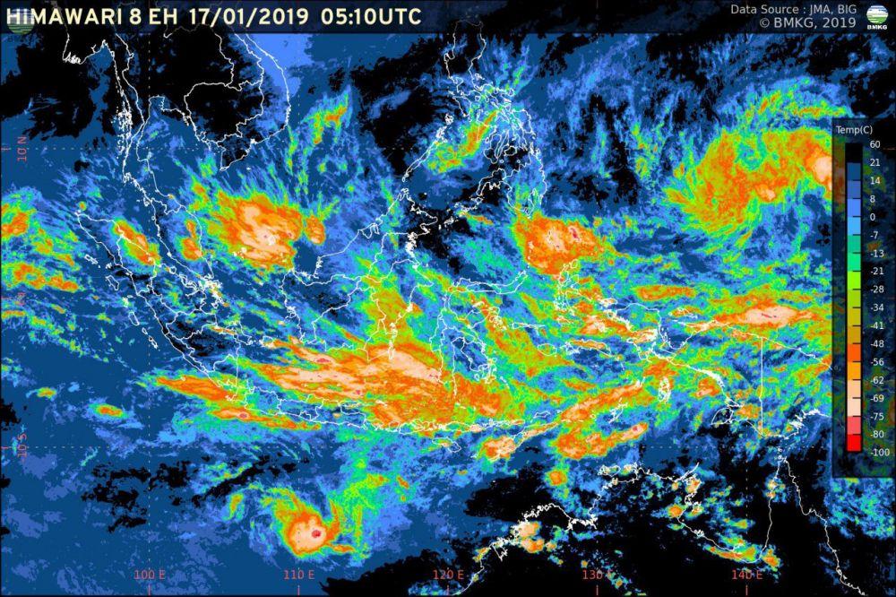 Antisipasi Banjir, Pemkot Bandung Pasang Sensor Cuaca di 50 Kelurahan