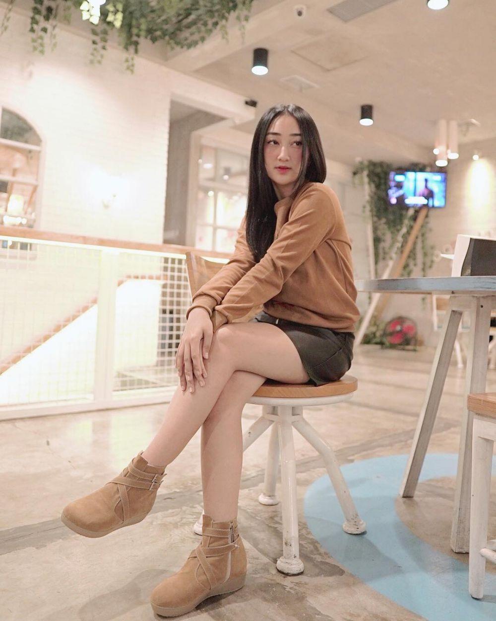 10 Gaya Sandrina IMB yang Cocok Jadi Member BLACKPINK, Bak Idol KPop!